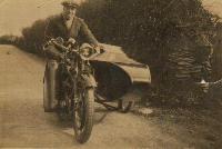 George Frederick motorcycle